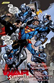 Superman: War of the Supermen #4 (of 4)
