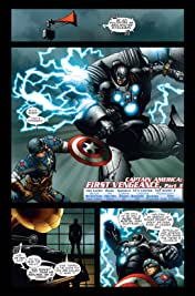 Captain America: The First Avenger #3: First Vengeance