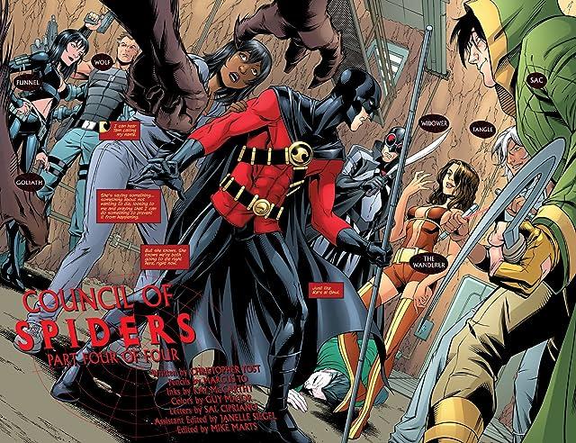 Red Robin #8