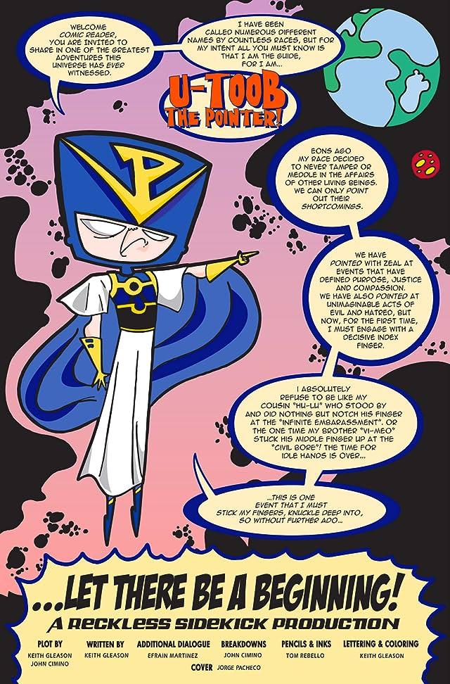 click for super-sized previews of Hero Envy Vol. 1: The Coming of El Moco-Conpan
