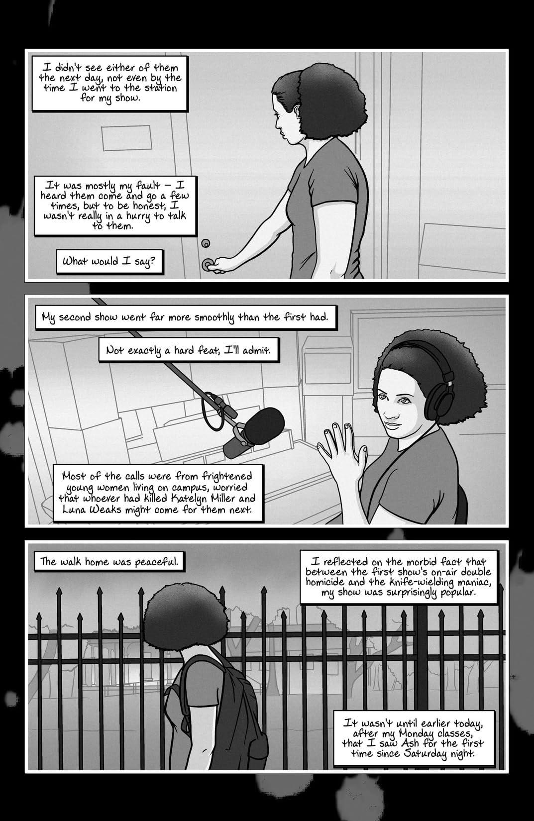 A Voice In the Dark #5