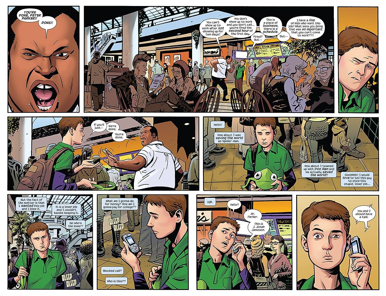 Ultimate Comics Spider-Man (2009-2012) #155