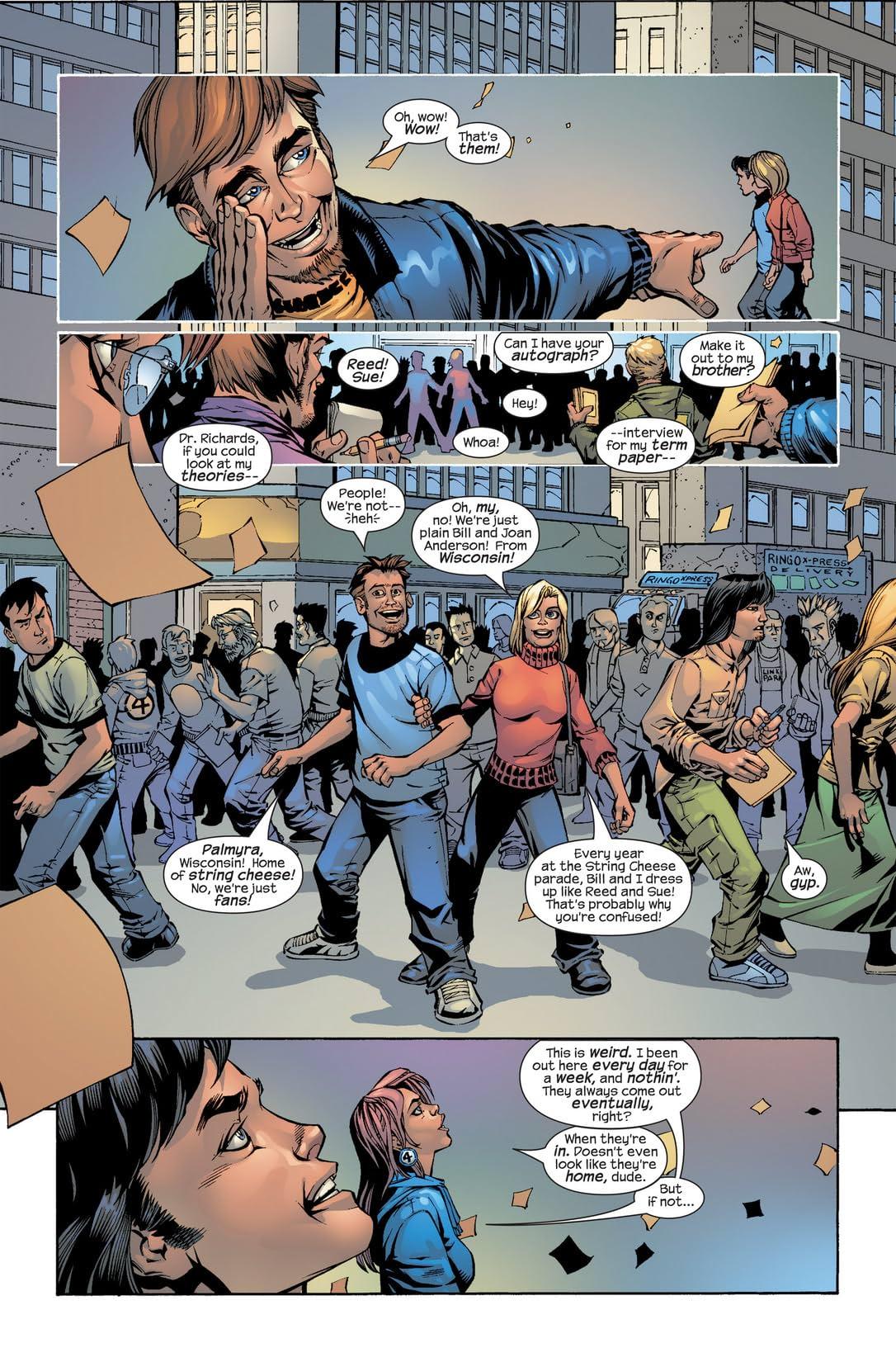 Fantastic Four (1998-2012) #503