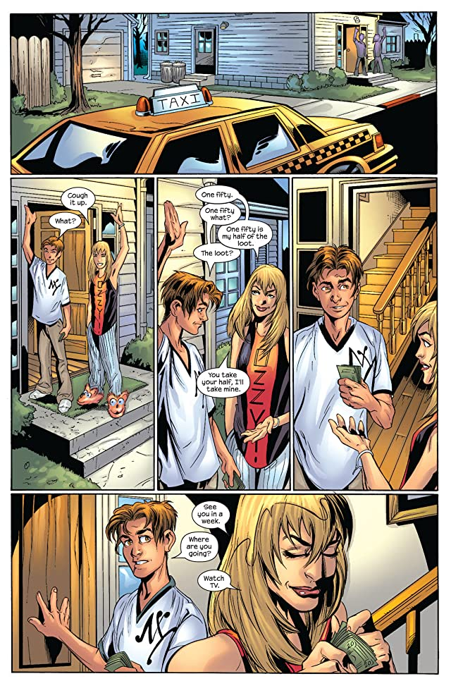 Ultimate Spider-Man (2000-2009) #54