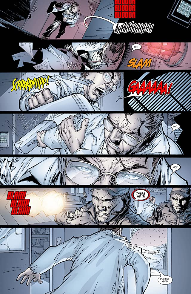 click for super-sized previews of X-23 (2005) #1