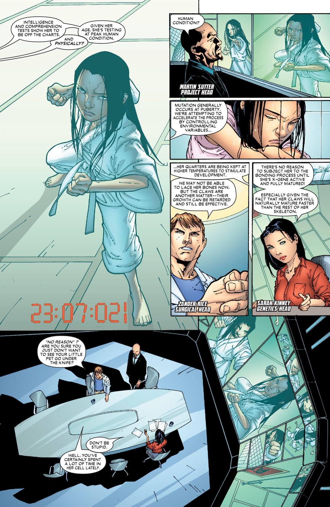 X-23 (2005) #2