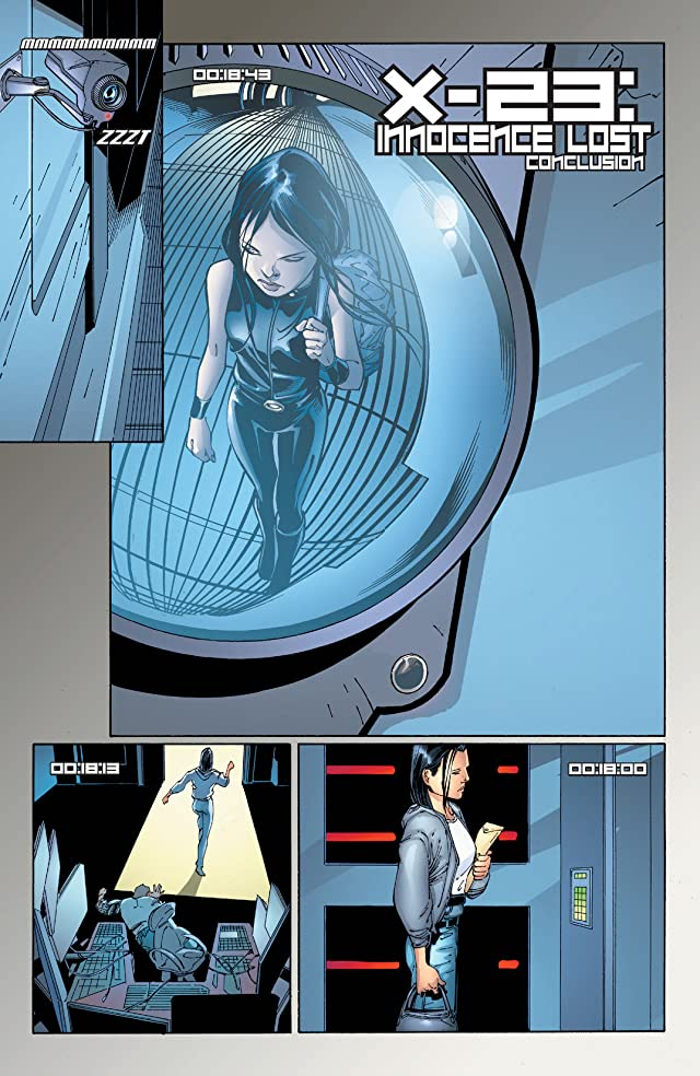 click for super-sized previews of X-23 (2005) #6