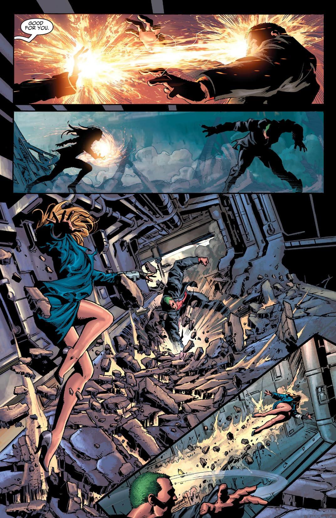 Thunderbolts (2006-2012) #121