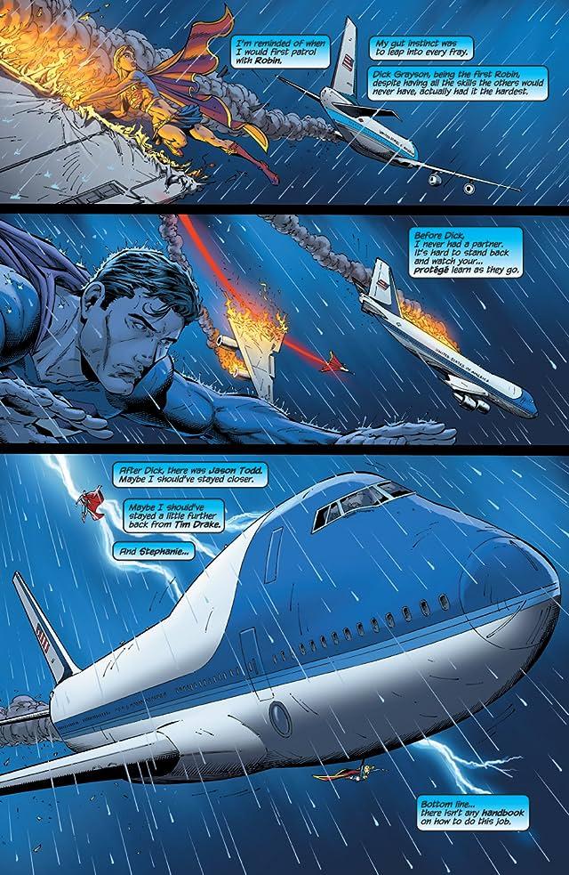 Supergirl (2005-2011) #0