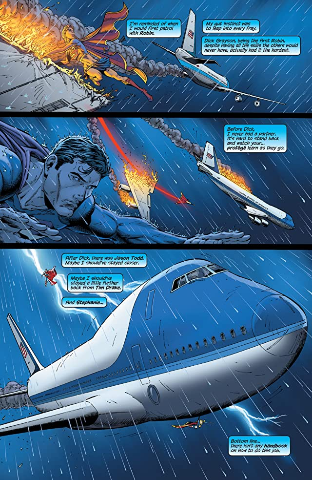 click for super-sized previews of Supergirl (2005-2011) #0