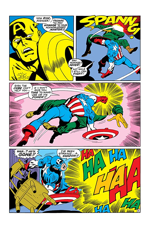 click for super-sized previews of Captain America (1968-1996) #115