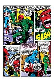 Captain America (1968-1996) #116