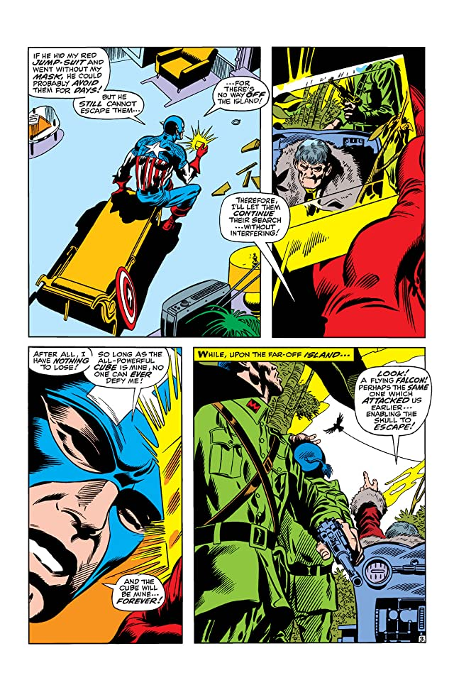 click for super-sized previews of Captain America (1968-1996) #118