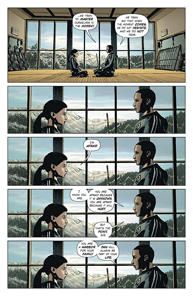 click for super-sized previews of Lazarus #7
