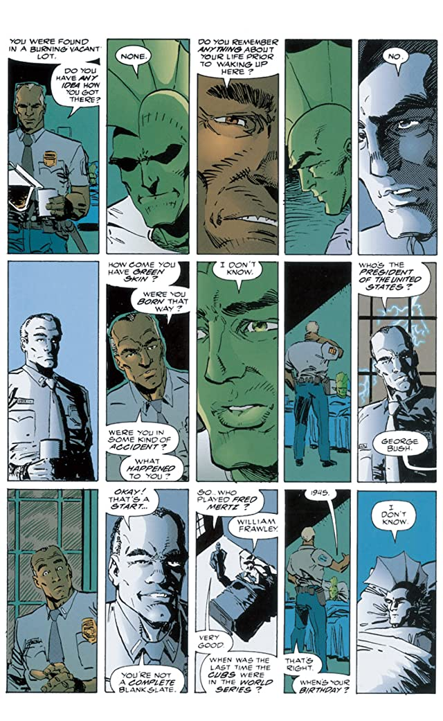 click for super-sized previews of Savage Dragon Vol. 1: Baptism of Fire