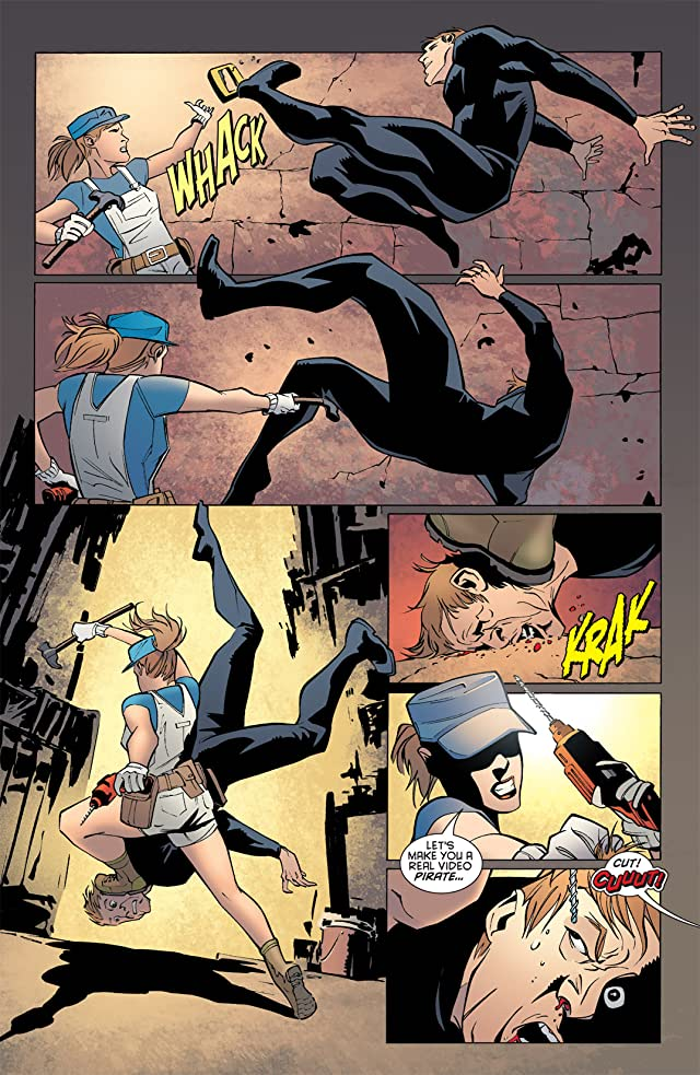 click for super-sized previews of Batman: Streets of Gotham #13