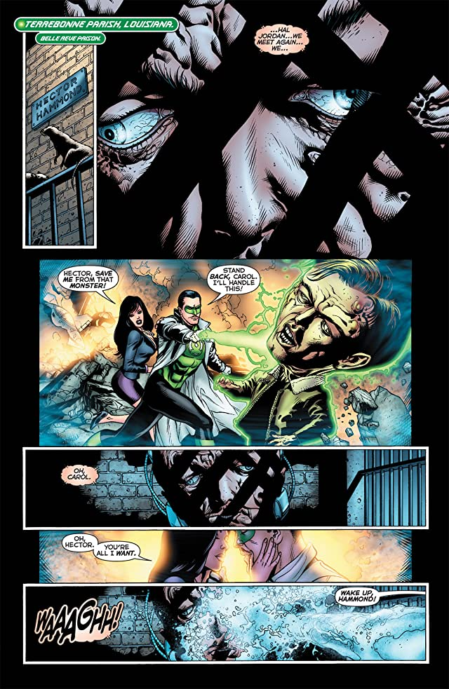 click for super-sized previews of Green Lantern (2005-2011) #56
