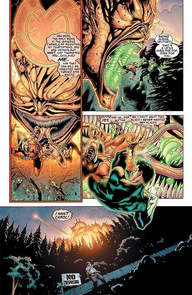 Green Lantern (2005-2011) #57