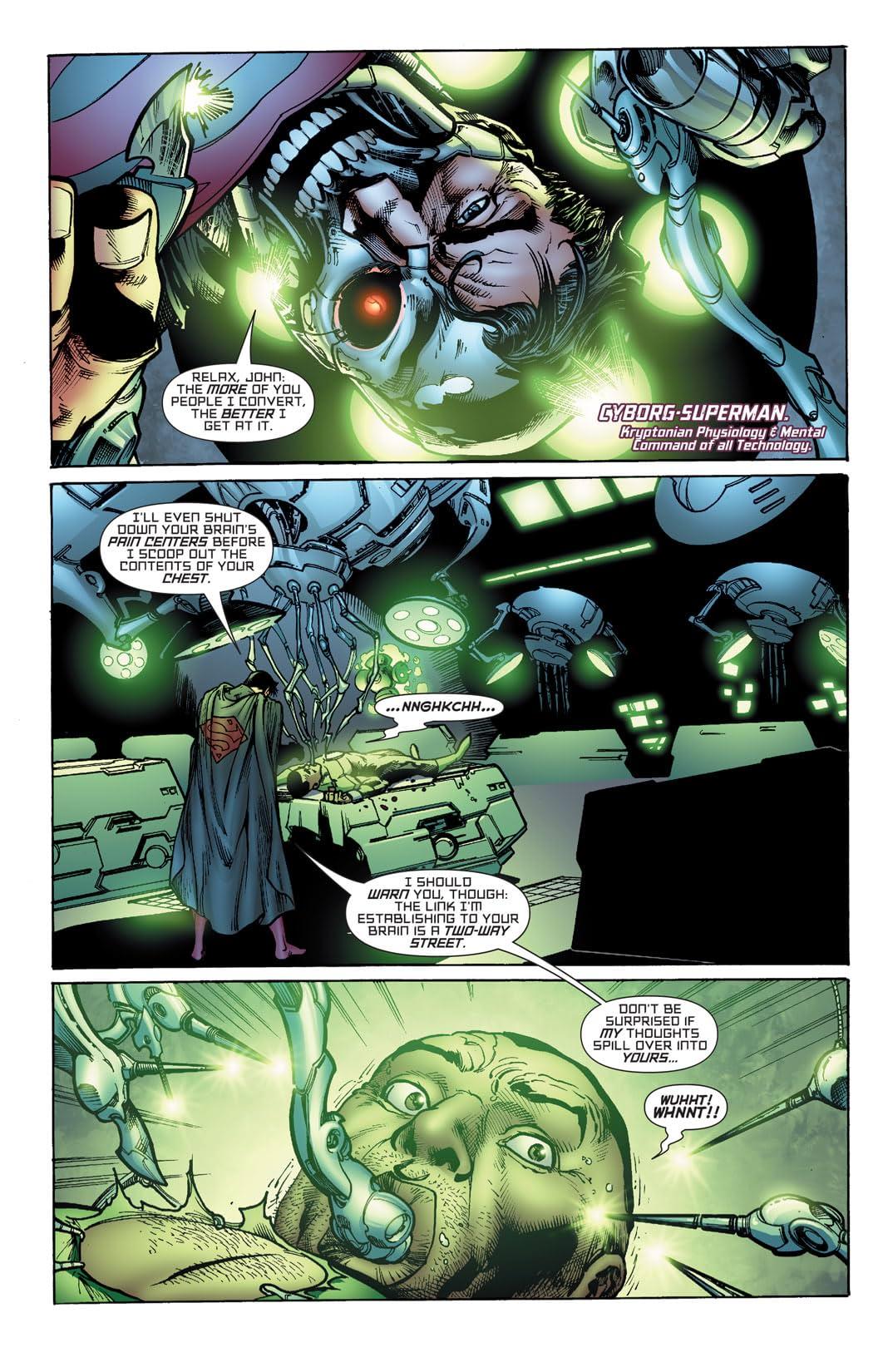 Green Lantern Corps (2006-2011) #50