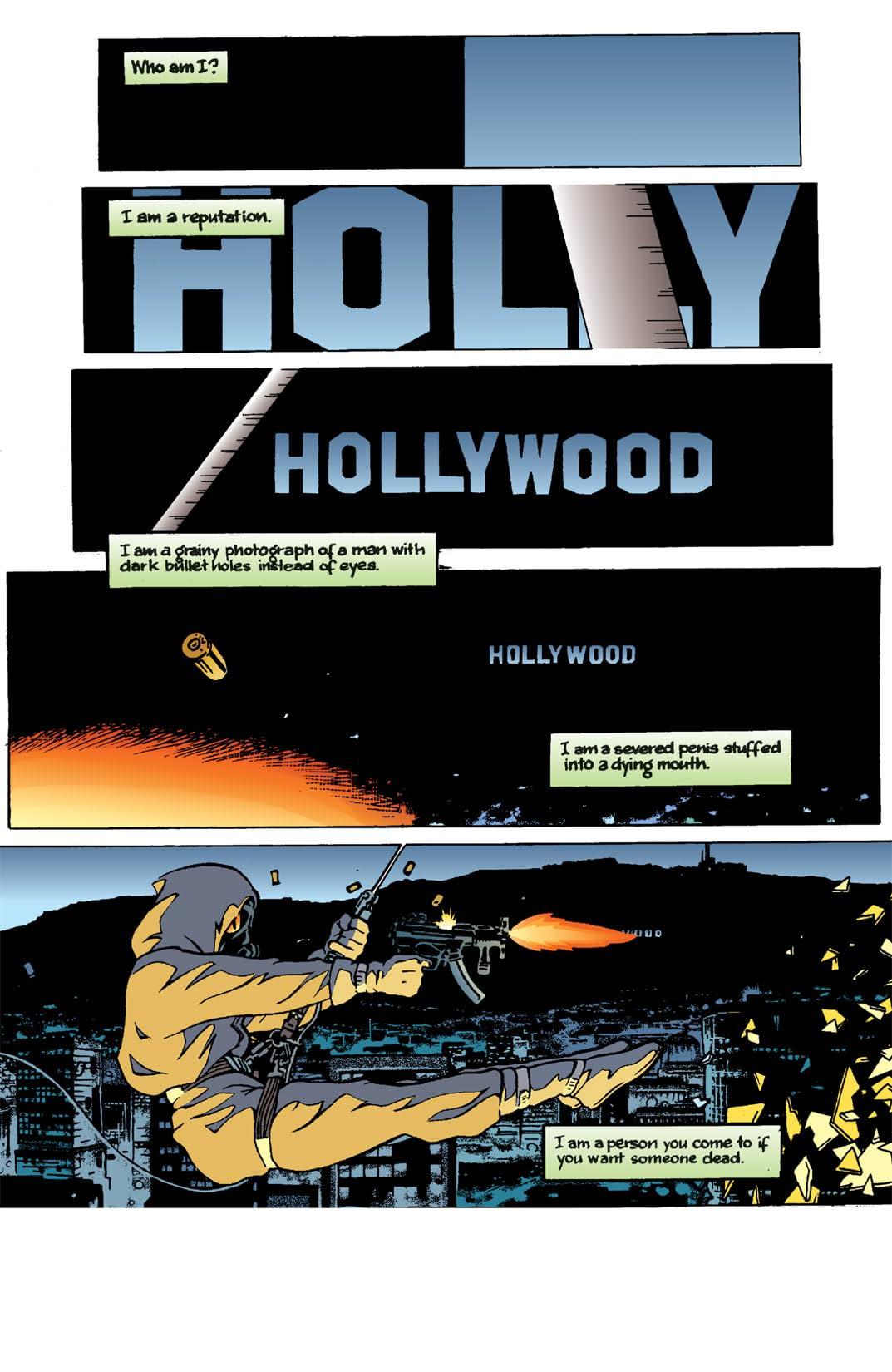 Human Target (1999) #1 (of 4)