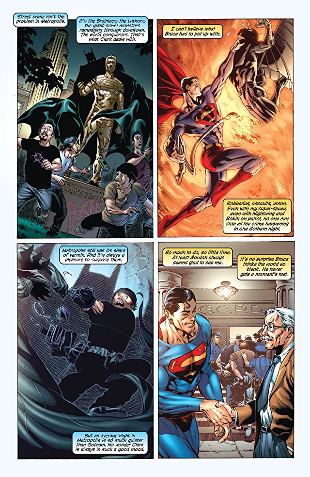 click for super-sized previews of Superman/Batman #53