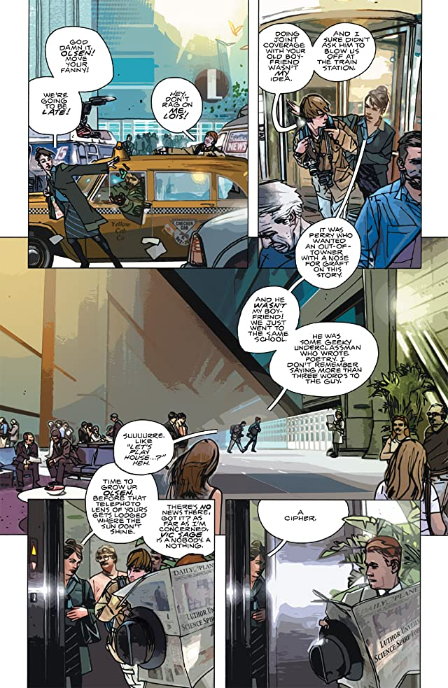 click for super-sized previews of The Question (2005) #2