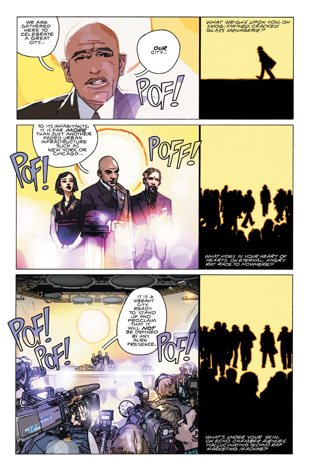 The Question (2005) #2 (of 6)