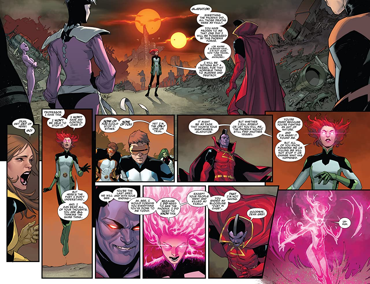 Guardians of the Galaxy (2013-2015) #13