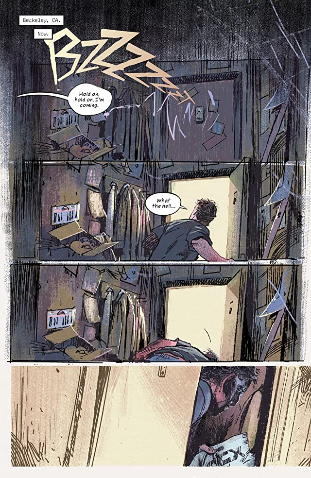 click for super-sized previews of The Bunker #2