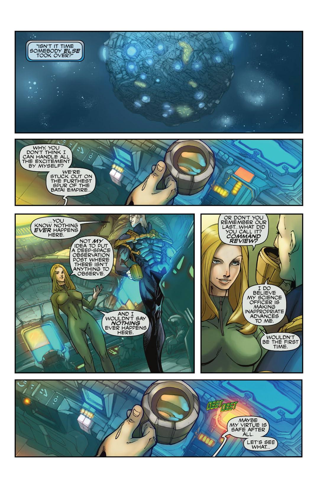 Cyberforce #1