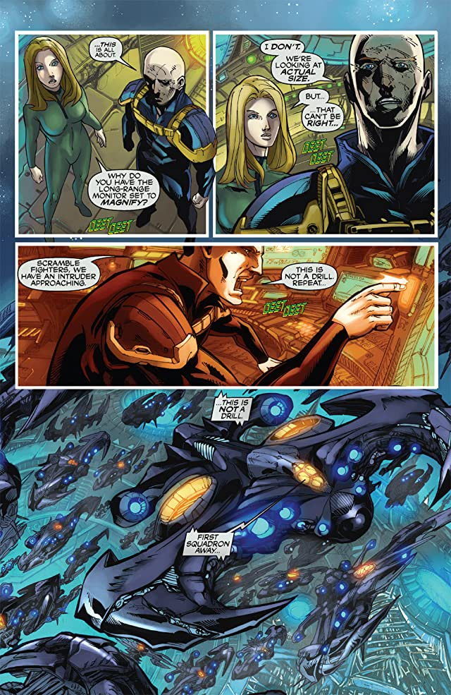click for super-sized previews of Cyberforce #1