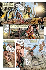 Warriors Three #4 (of 4)