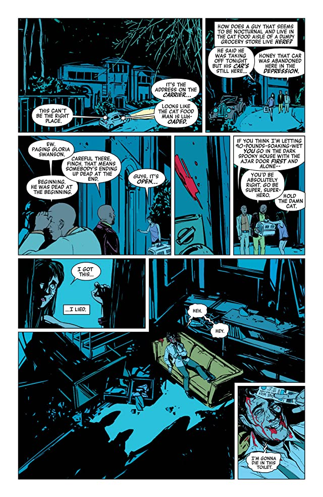 click for super-sized previews of Hawkeye (2012-2015) #18