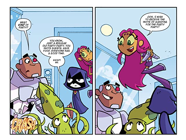 click for super-sized previews of Teen Titans Go! (2013-) #5