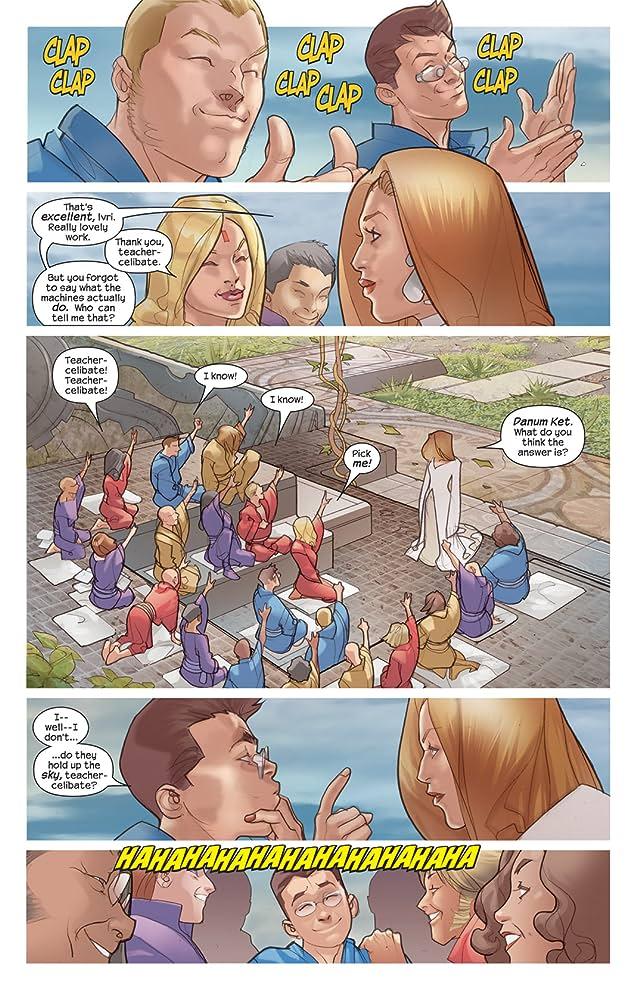 Ultimate Fantastic Four #45