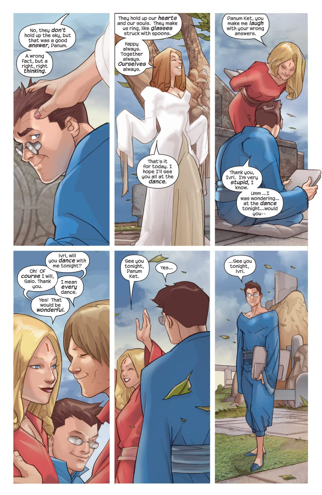 Ultimate Fantastic Four #45