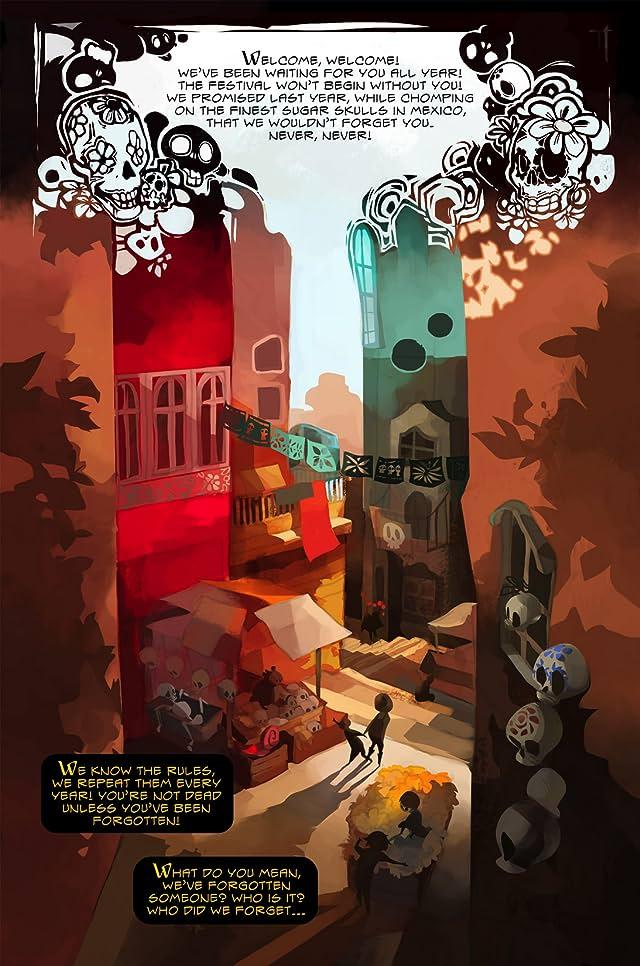 click for super-sized previews of Nenetl of the Forgotten Spirits #1