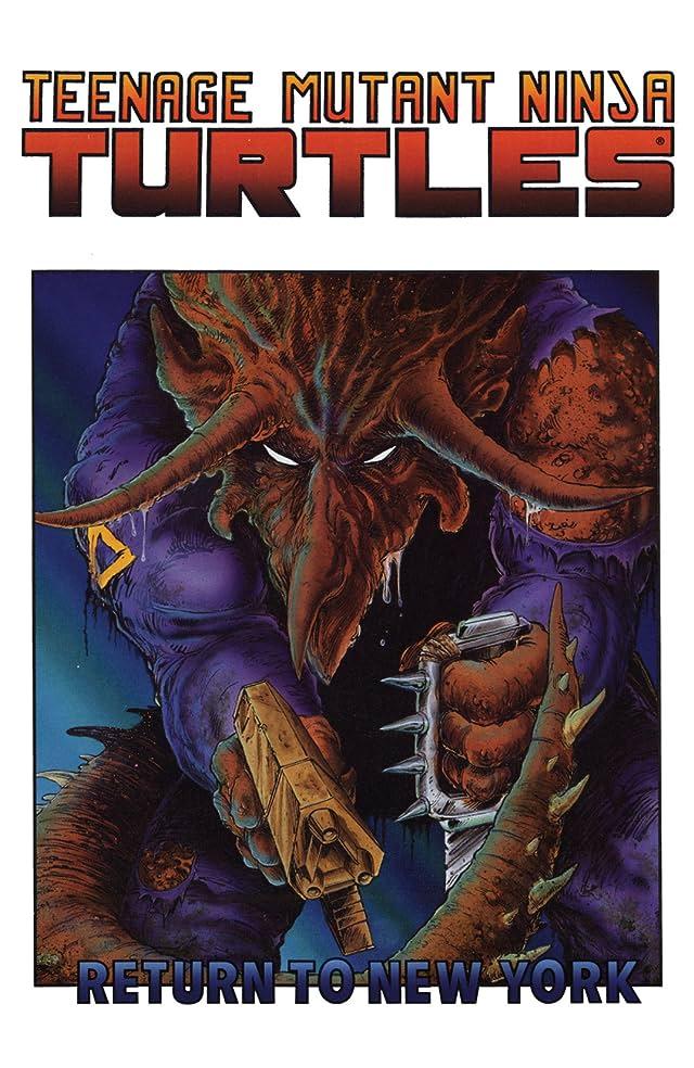 Teenage Mutant Ninja Turtles: Color Classics Vol. 2 #6