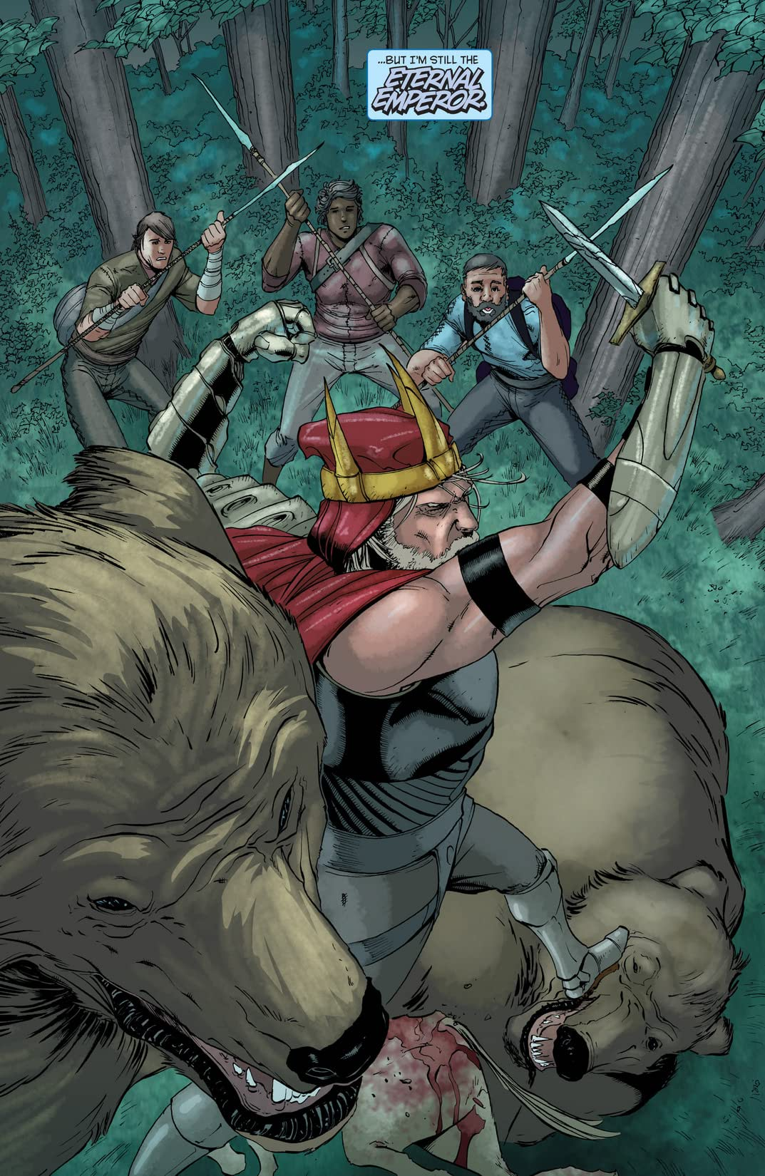 Eternal Warrior (2013- ) #7: Digital Exclusives Edition