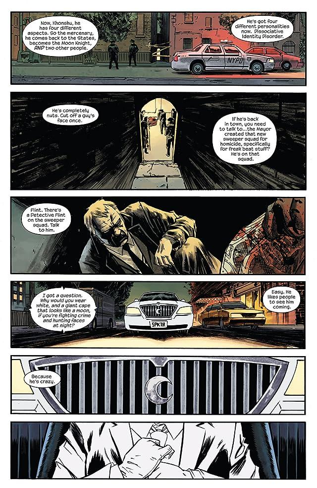 Moon Knight (2014-2015) #1