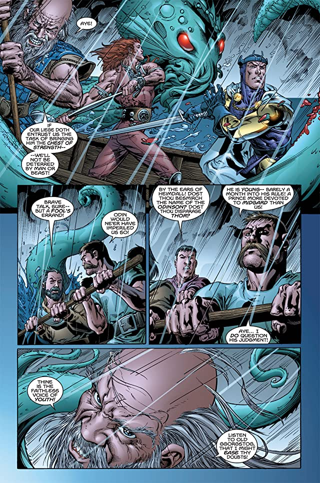 click for super-sized previews of Thor (1998-2004) #45