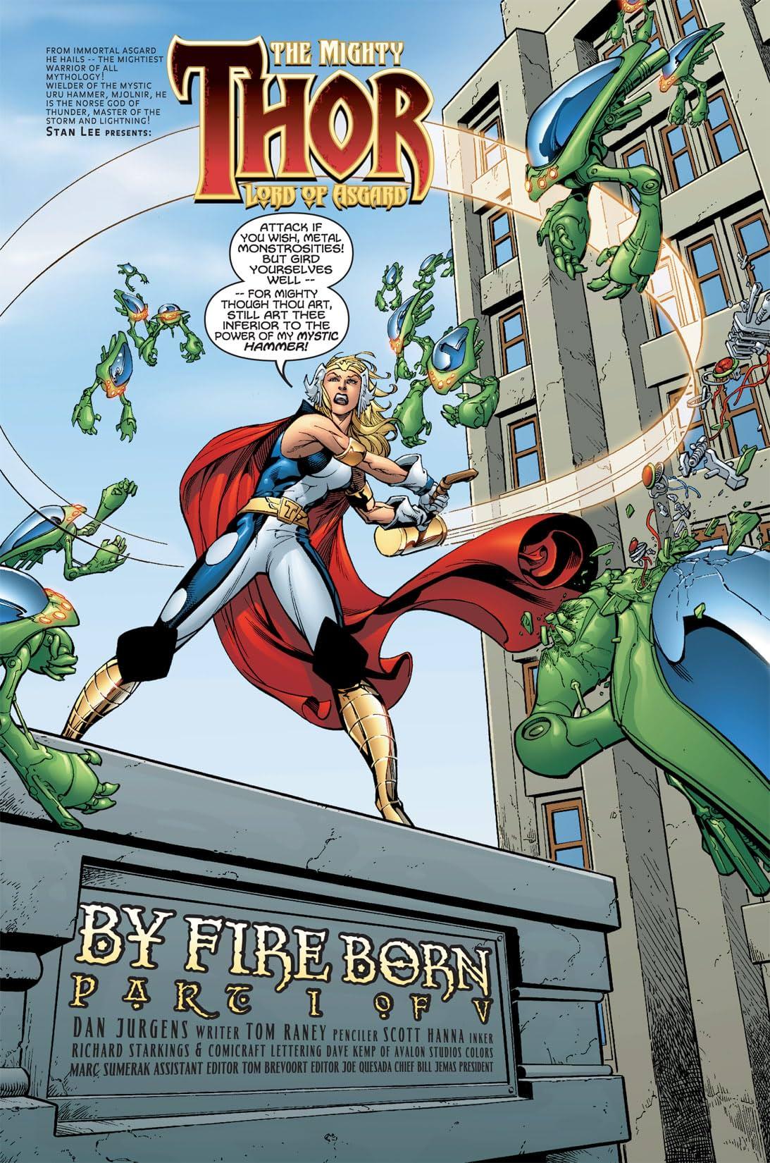 Thor (1998-2004) #46
