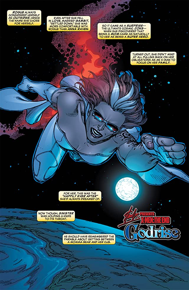 click for super-sized previews of X-Men: The End #6: Heroes and Martyrs