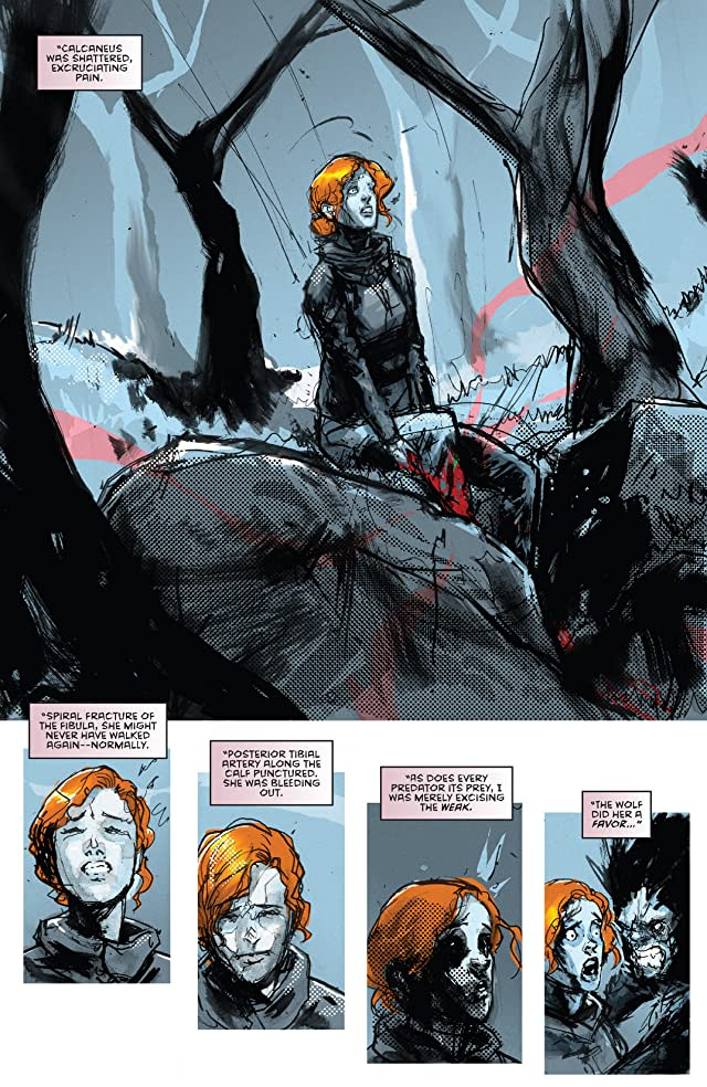 click for super-sized previews of Curse #3 (of 4)