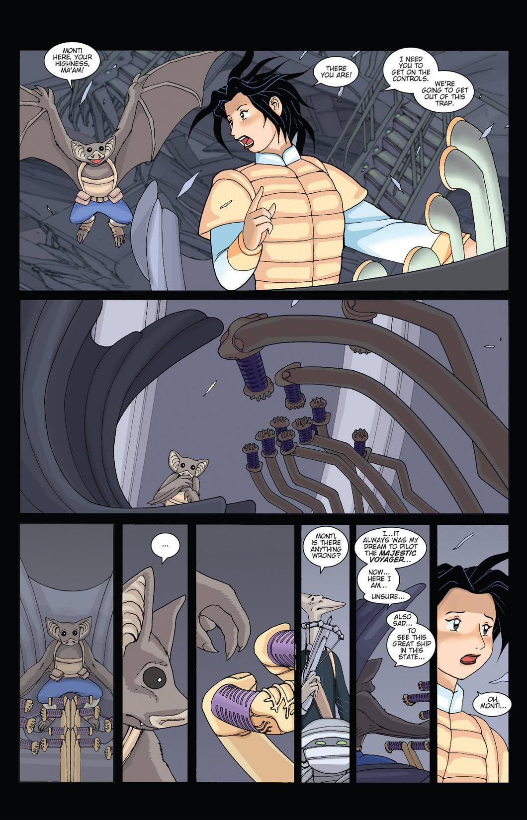 Neotopia Vol. 1 #5