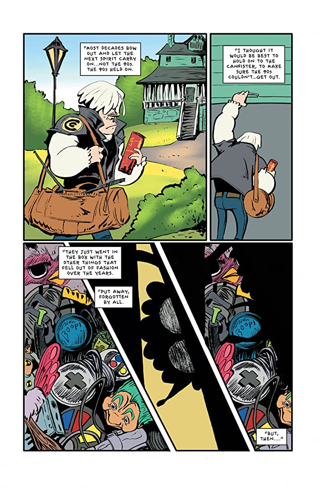 click for super-sized previews of Regular Show #11