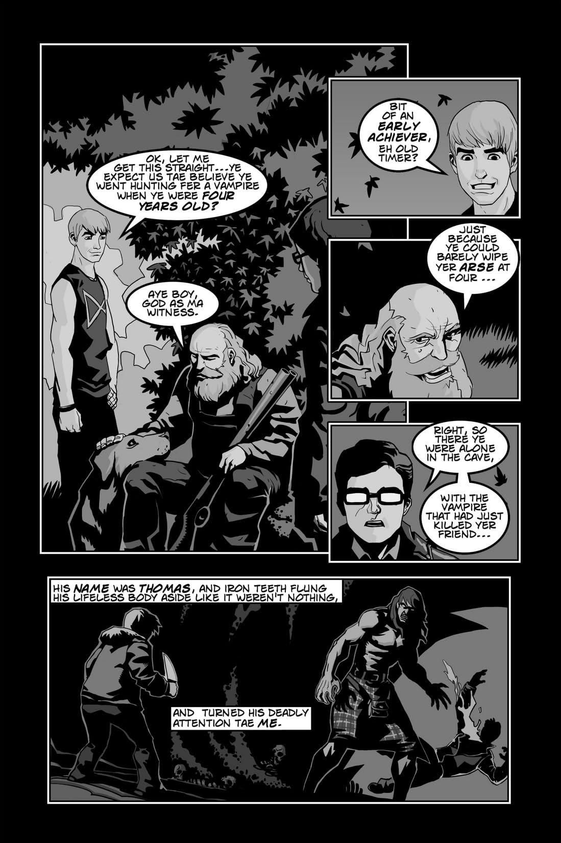 The Children's Vampire Hunting Brigade #2