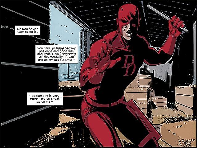 Daredevil: Road Warrior Infinite Comic #3 (of 4)