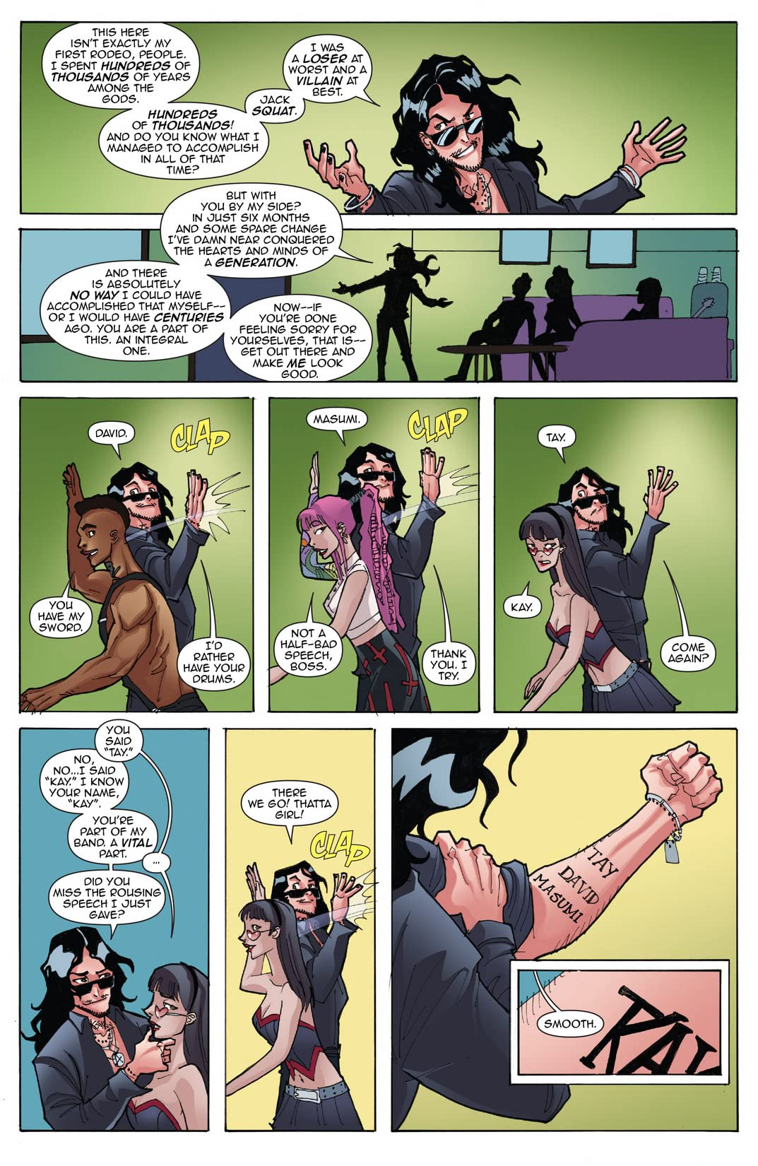 Loki: Ragnarok and Roll #2 (of 4)