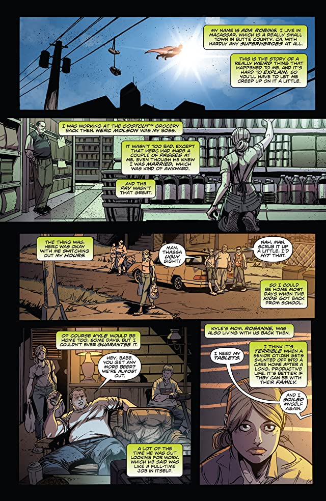 click for super-sized previews of Suicide Risk Vol. 2